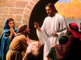 JESÚS, ESPERANZA DE LA FAMILIA