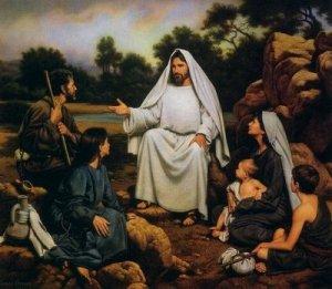 JESUS_PREDICANDO